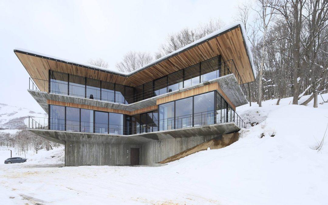 First Custom Luxury Home in Elevation Hirafu