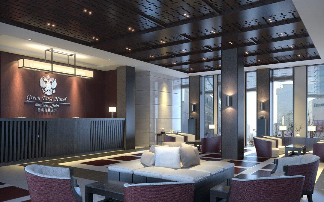 Photorealistic Renderings: Green East Hotel