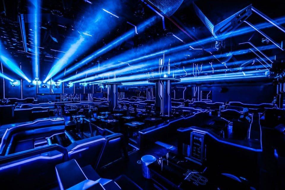 Guangzhou Hepburn Club A Bar Of The Future Aimir Cg