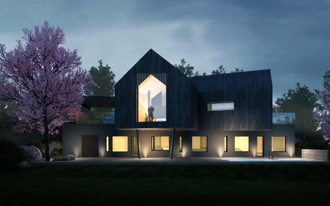 AIMIR Tells You What the Charismatic Architectural Renderings Is
