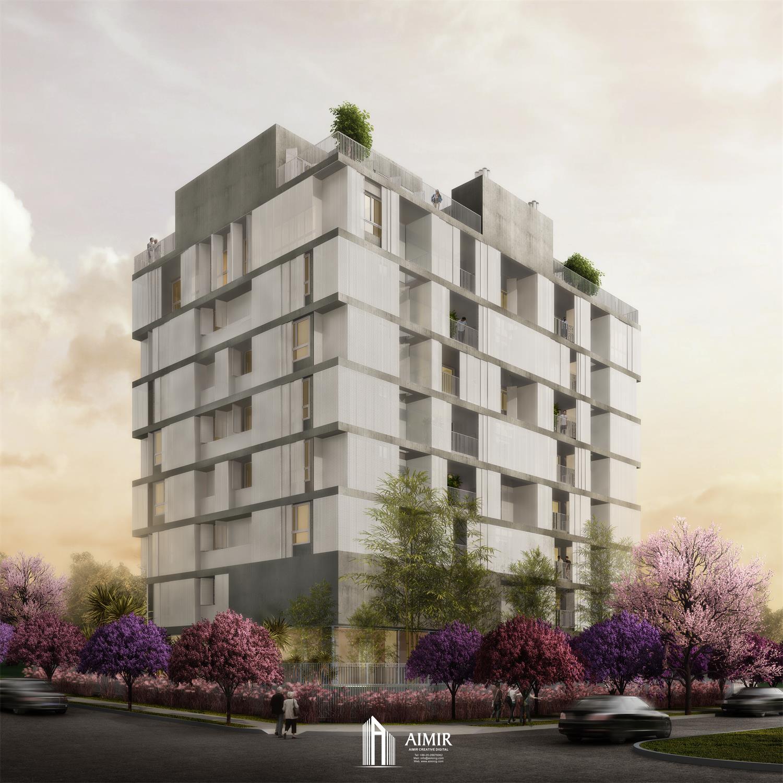 Garden Style Apartment