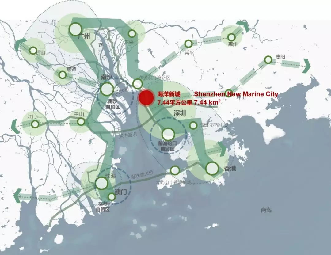 Shenzhen New Marine City Design Competition Announcement