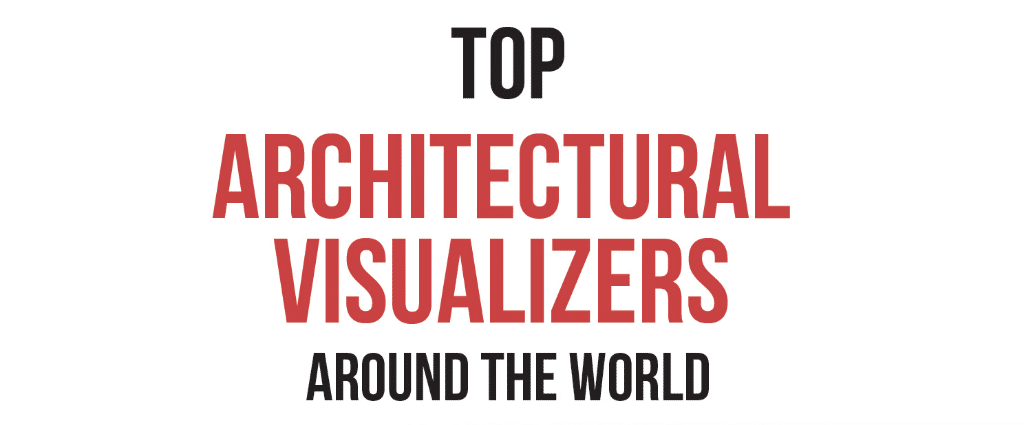 Great News: AIMIR Is Listed In Gayarre Infografia's Top Architectural Visualizers Around the World List!