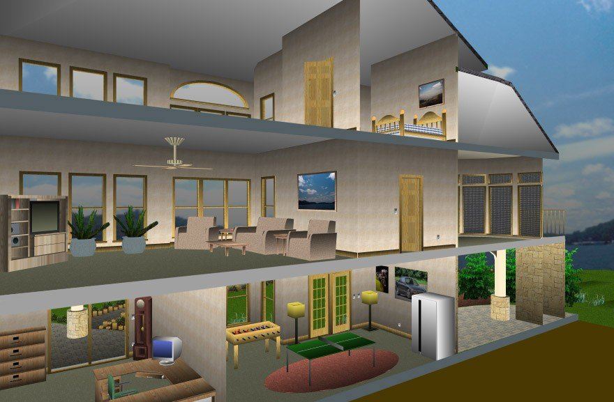 Top 10 Popular Architectural 3d Rendering Software For Architects In
