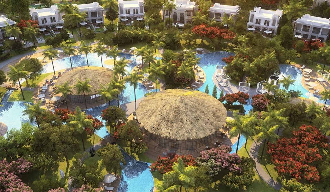Realistic 3D Animation For a Real Estate Developer – Forest Island