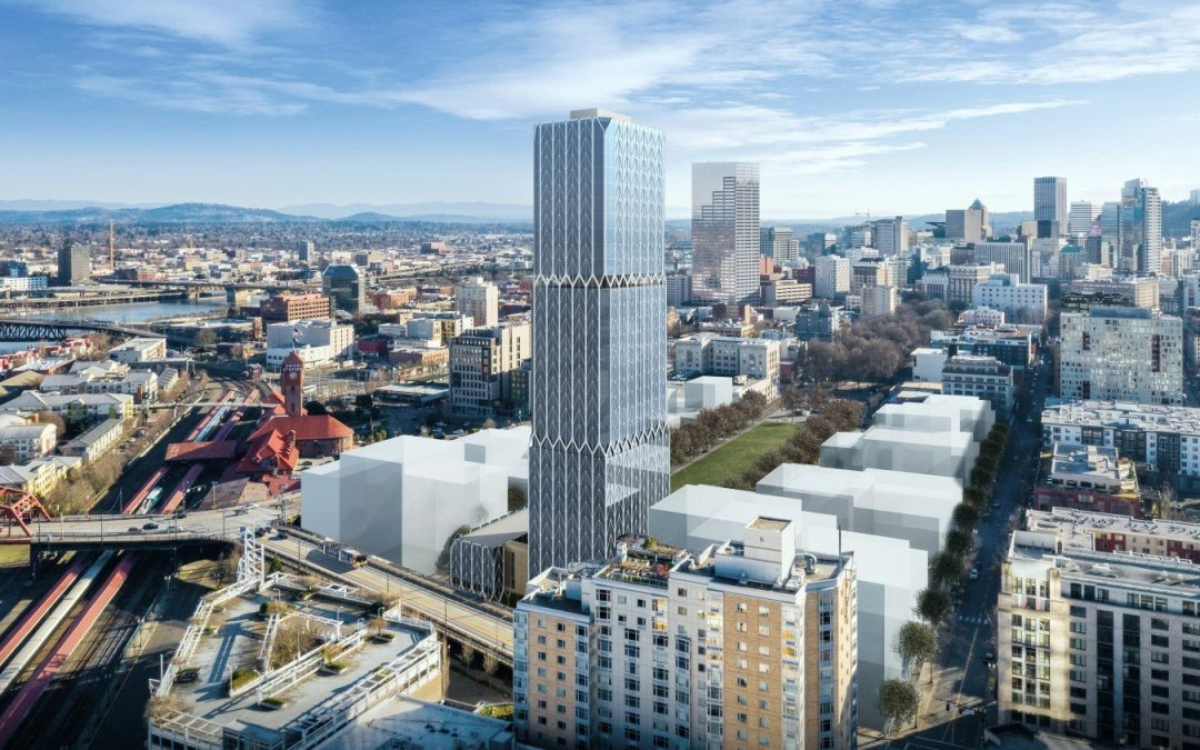 Refreshing Architectural 3D Renderings for the Spar – the Tallest Mass-timber Building in the World.