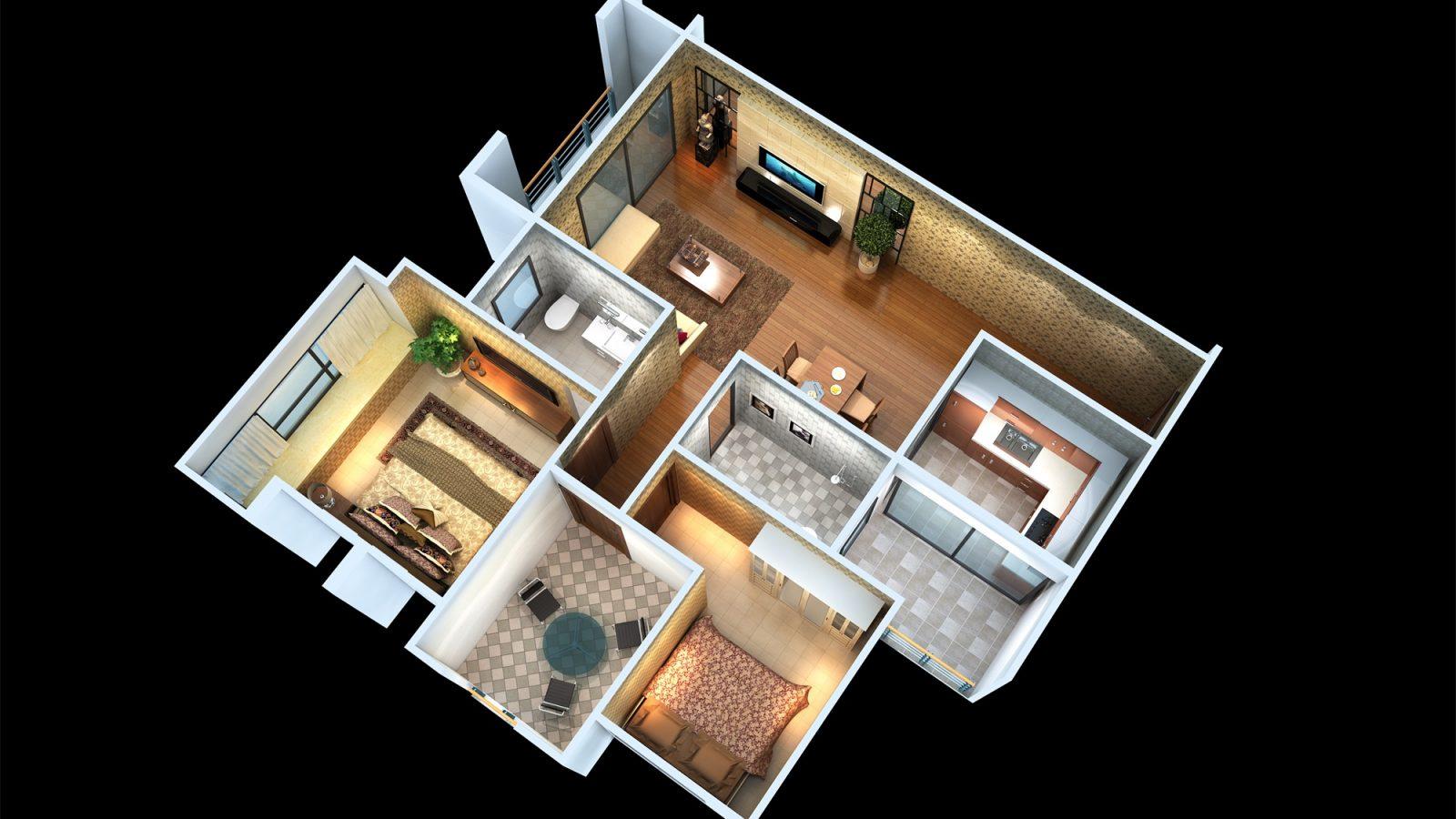 AIMIR CG 3D floor plan (1)