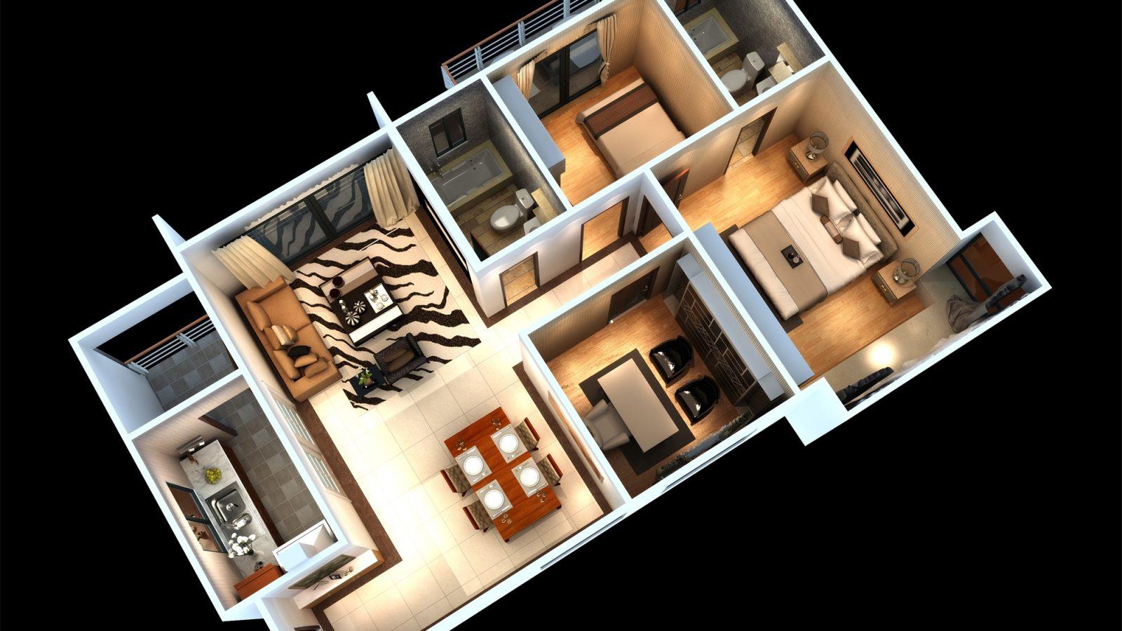 AIMIR CG 3D floor plan (3)