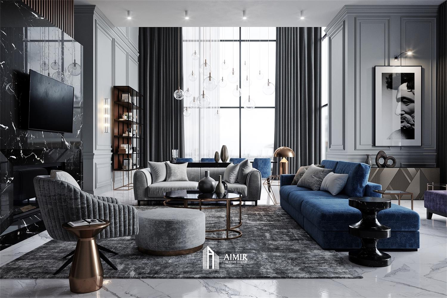 The Future of Interior 3D Rendering – Corona Renderer and AIMIR's Story With It