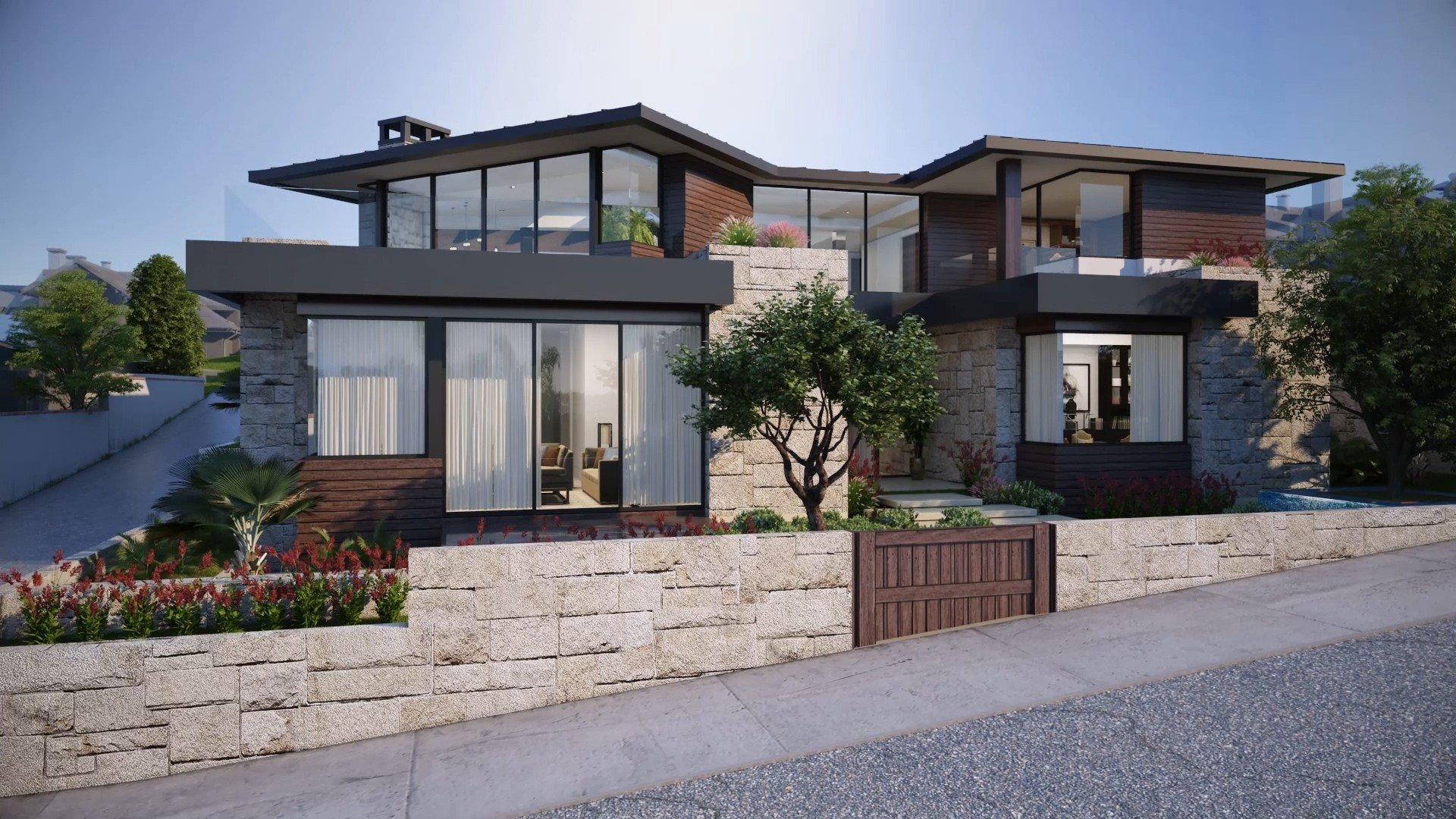 Architectural Visualization: 3D Walkthrough for Tedeschi Residence's Pre-construction Marketing