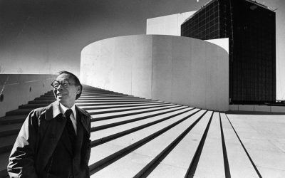 The Fall of An Architectural Era- I.M. Pei