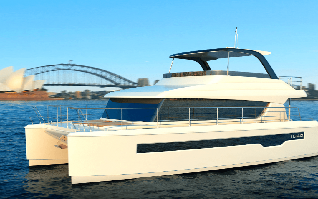 3D Yacht Animation Launched in Sanctuary Cove International Boat Show