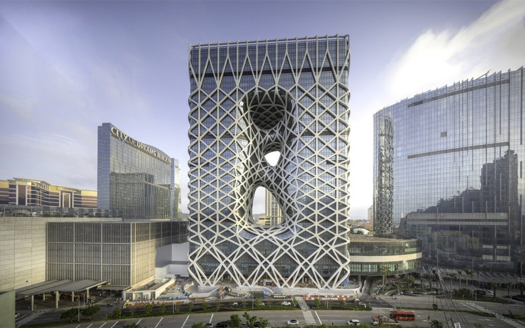 The Morpheus hotel: Lifelike 3D Rendering Brings out the Best in the Architectural Design