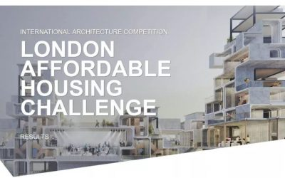 Beyond the Shell Enables Londoners to Join the Construction of Homes
