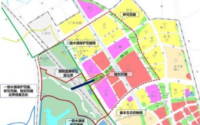 Architectural Design Competition for the Slow Traffic System of Hongshan Cross-railway Section in Shenzhen North Station CBD
