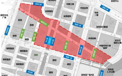 Architectural Design Competition of BC Area of Shenzhen Bay Cultural Plaza Project