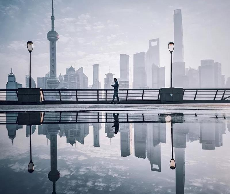 How Chinese Architectures Take Social Media by Storm