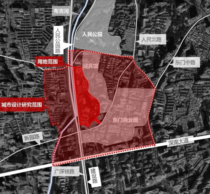Architecture Design Competition for Overall Renovation of Shenzhen Working People's Cultural Palace