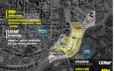 Architecture Design Competition on the Urban Design of Huanggang Port Area